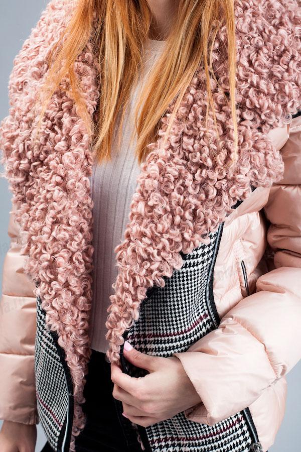 Куртка женская Clasna CW19D-X01CQ (109)