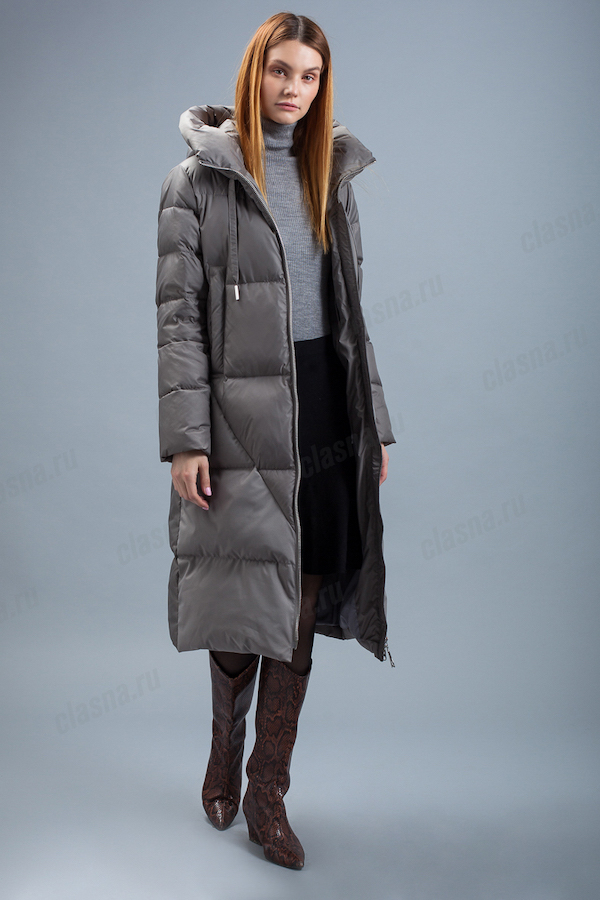 Пальто женское Clasna CW19D-9433CW (771)