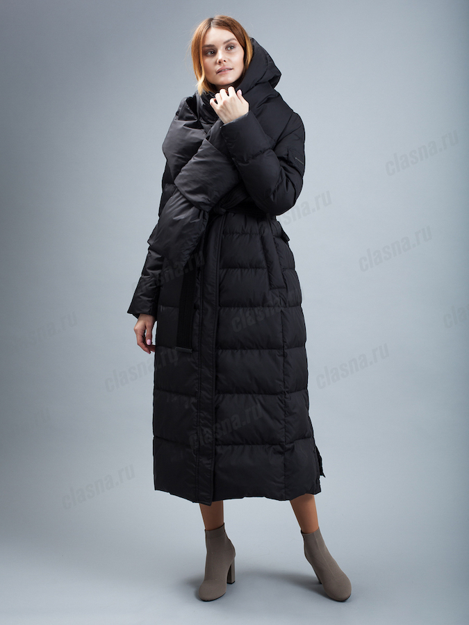 Пальто женское Clasna CW19D-129FCW (W701)