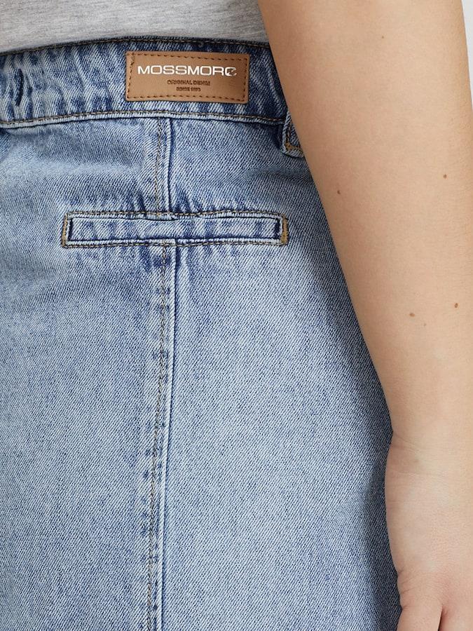 Юбка джинсовая MossMore MR270CТ