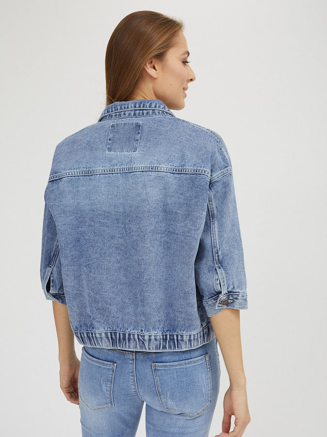 Куртка джинсовая MossMore MR19126MС