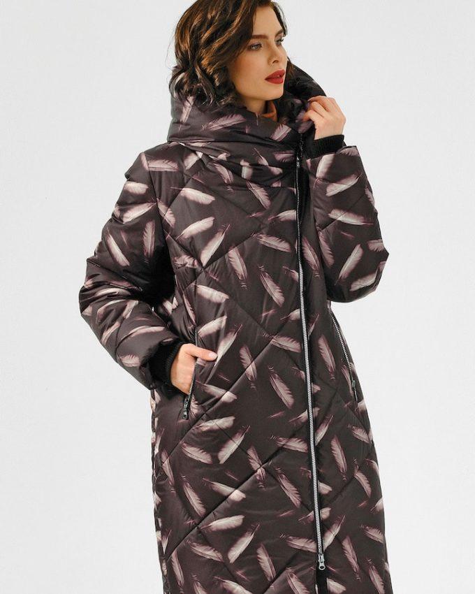 Финский пуховик Dixi Coat 3615-956