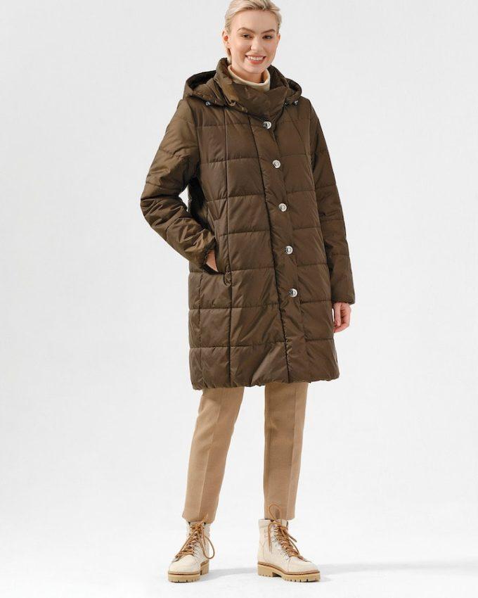 Финский пуховик Dixi Coat 4307-294