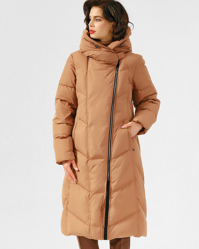 Финский пуховик Dixi Coat 522-156