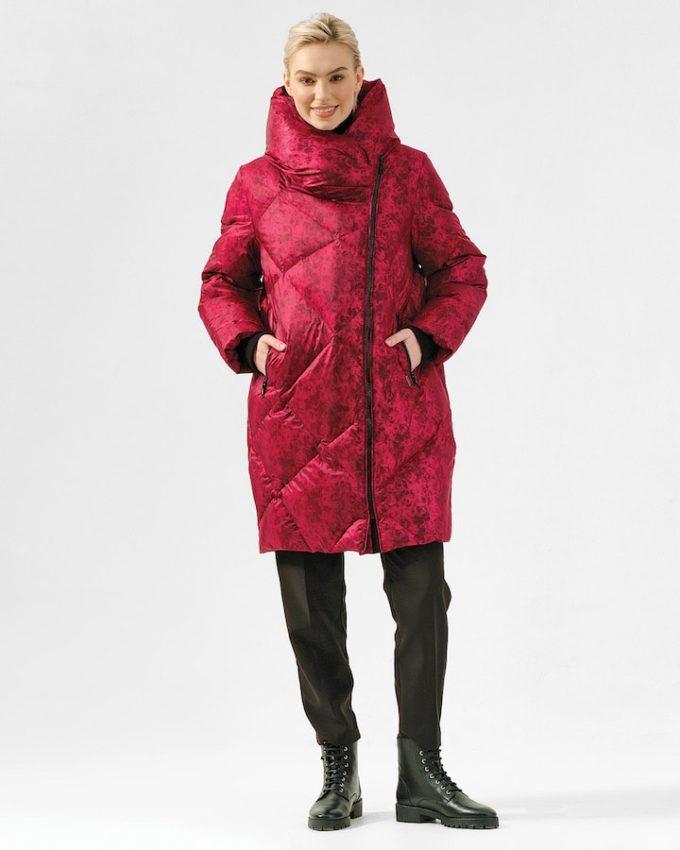 Финский пуховик Dixi Coat 585-164