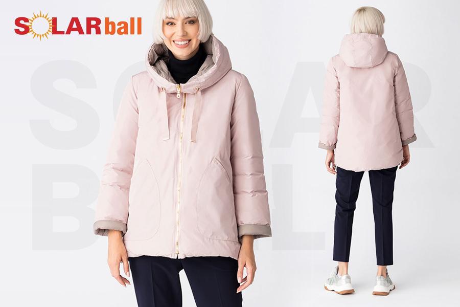 Куртки с утеплителем Solarball