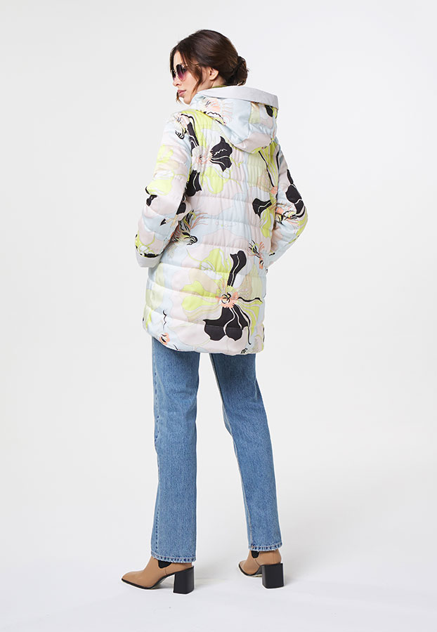 Куртка демисезонная Dixi Coat 4410-115 (42)