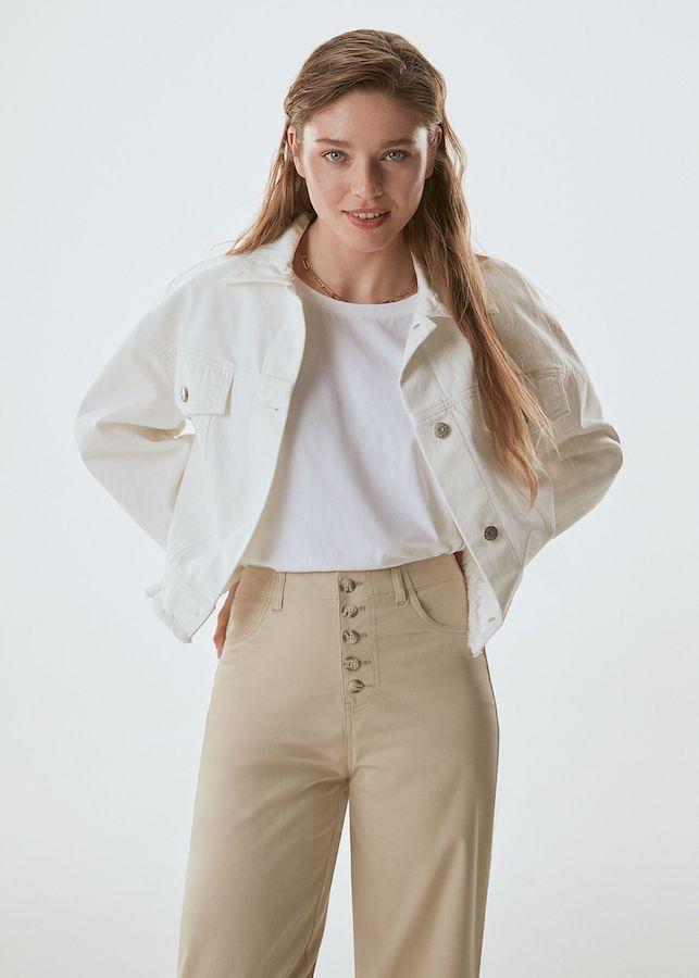 Джинсовая куртка Elis KR0015
