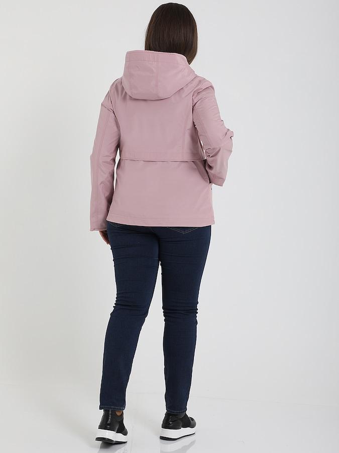 Ветровка Deify 0930 (розовый)
