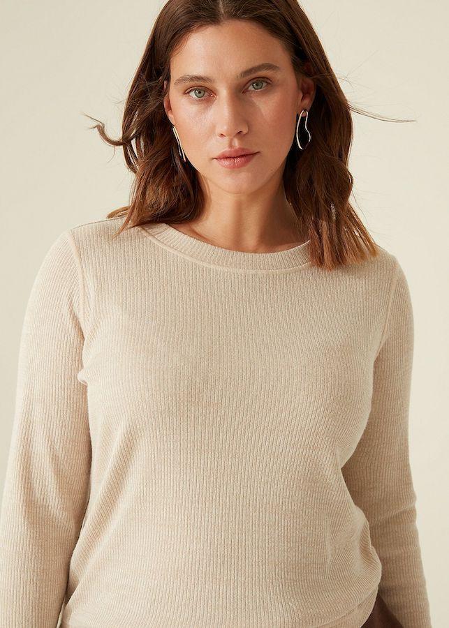 Блуза Lalis BL0334K (светло-бежевый)