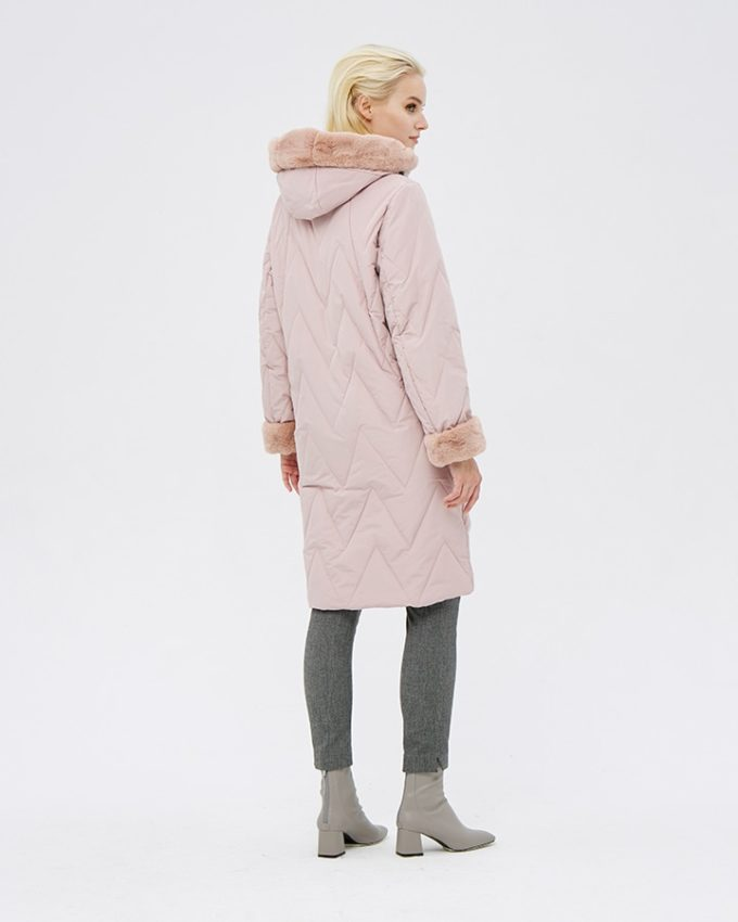 Пальто на еврозиму Dixi Coat 3155-115 (81-81)
