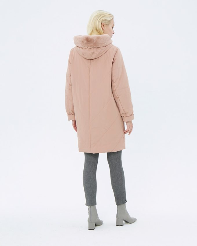 Пальто на еврозиму Dixi Coat 3785-115 (82-82)