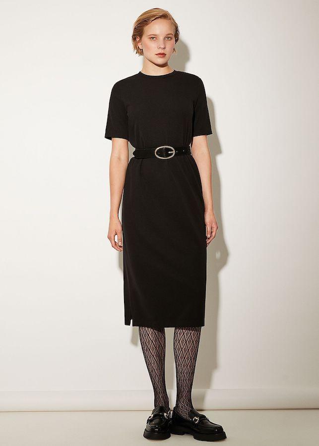 Платье Elis DR2107KХ (черный)