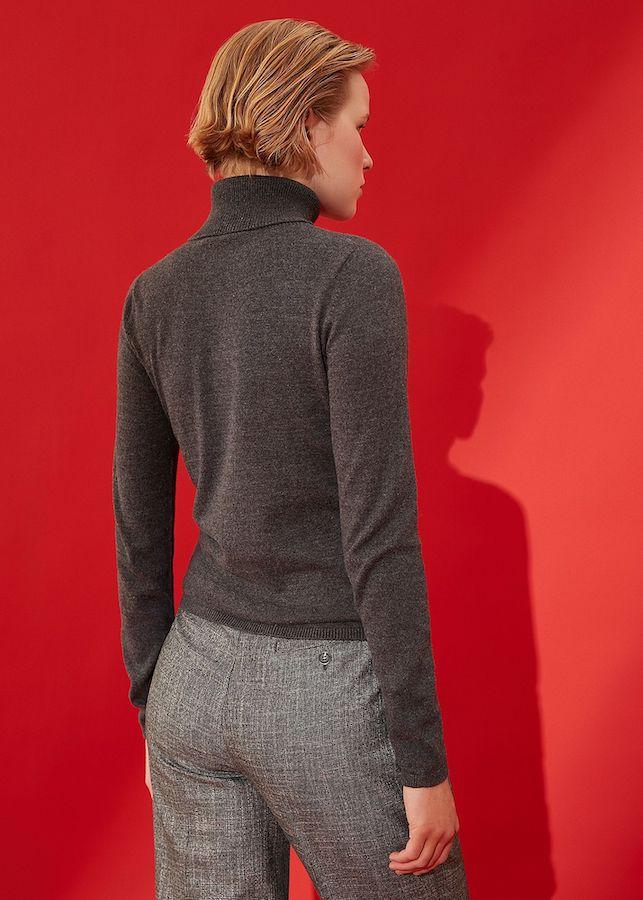 Блуза Elis BL0396V (серый)