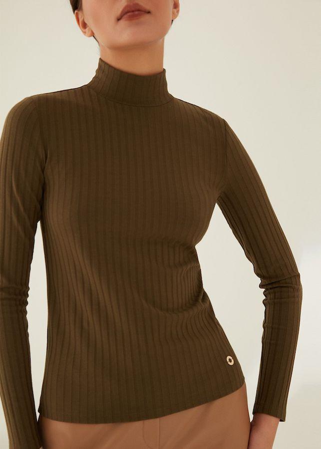 Блуза Elis BL0511K (оливковый)
