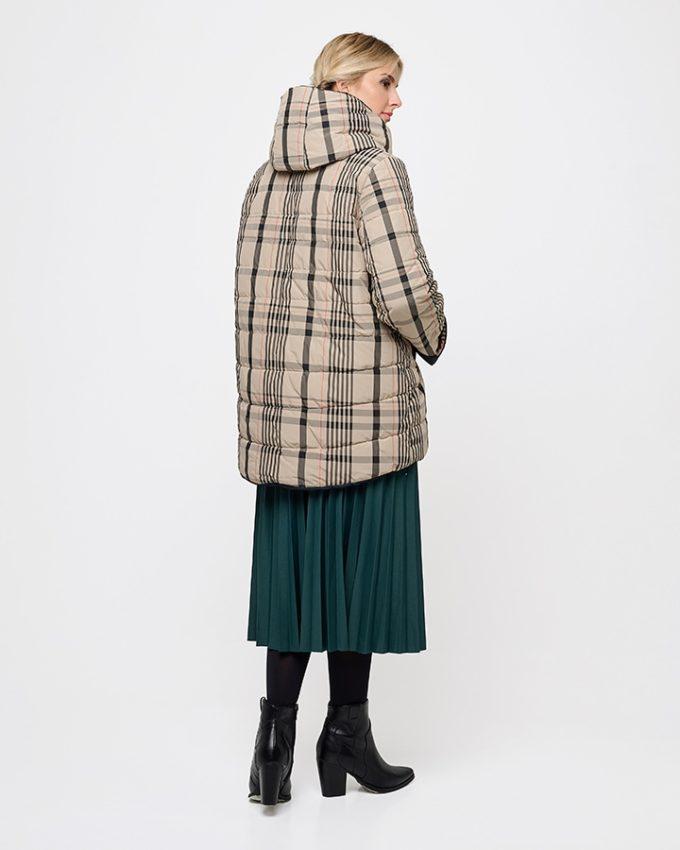 Куртка на еврозиму Dixi Coat 4403-115/print (28)