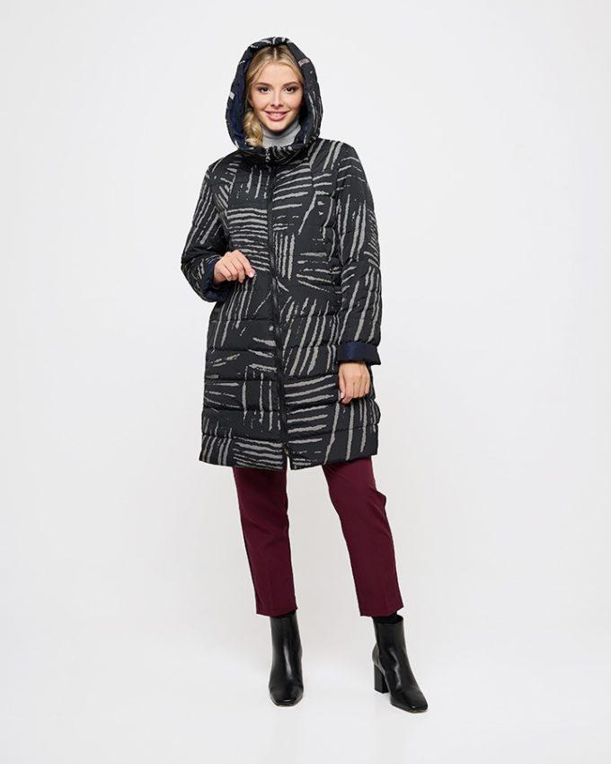 Пальто на еврозиму Dixi Coat 3328-115/348 (28-20)