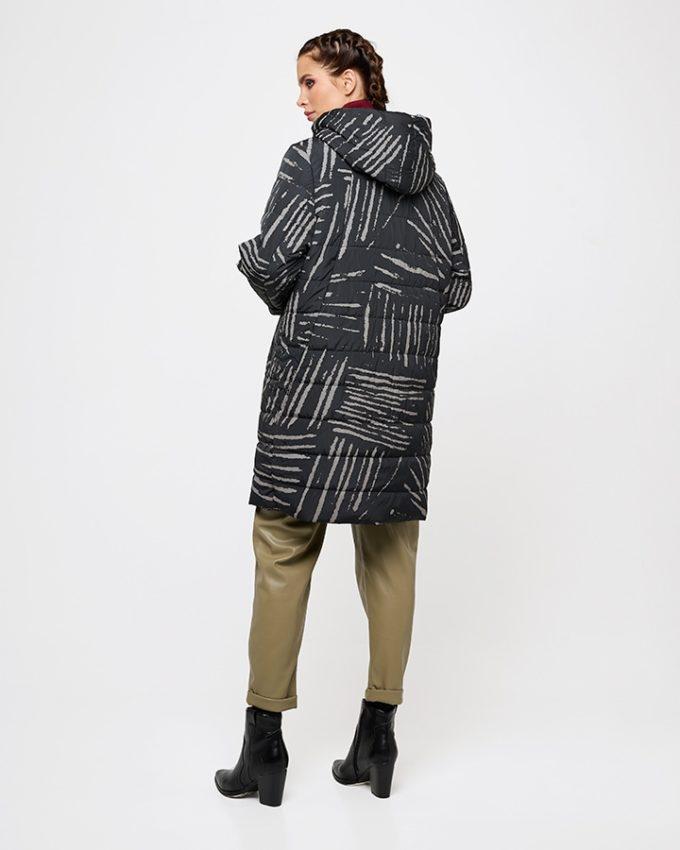 Пальто на еврозиму Dixi Coat 3328-115/348 (99-90)